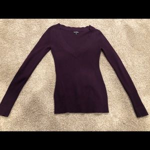V neck Express sweater S
